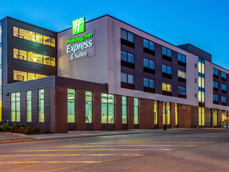 Holiday Inn Express  U0026 Suites Platteville Hotel By Ihg