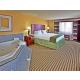 Presidential or Honeymoon Suite Jacuzzi King Bed