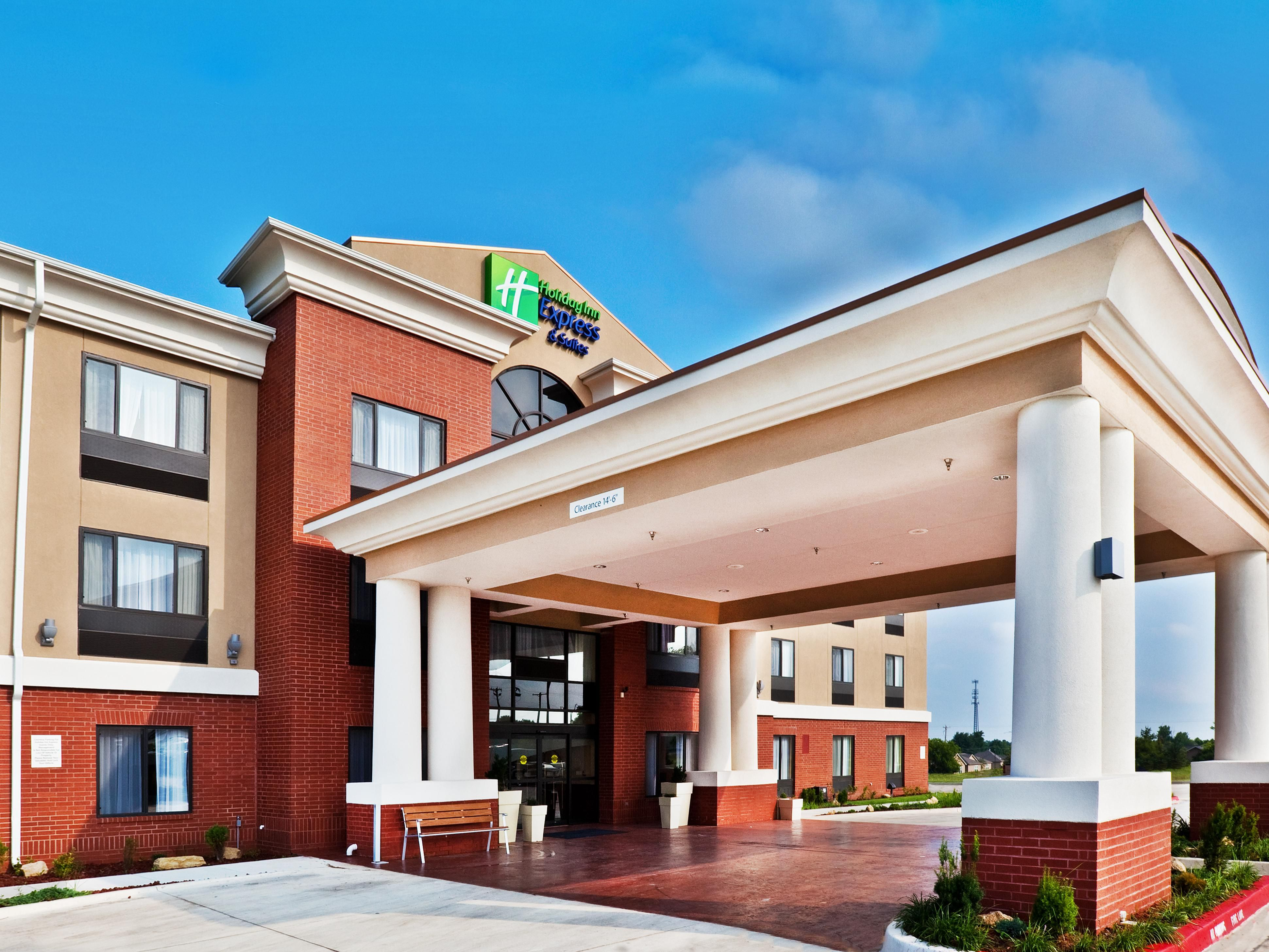 Hotels In Ponca City Ok Holiday Inn Express Ponca City Ihg