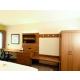 Desk and Wardrobe Wall