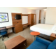 King Guest Room with Sleeper Sofa