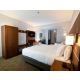 One Room Suite King Bed With Sleeper