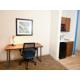 King Suite Work Desk Area