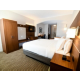 One Room Suite King Bed with Sleeper Sofa