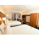 One Room Suite Two Queen Beds with Sleeper Sofa