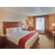 King Bed Guest Room - Holiday Inn Express & Suites - Porterville