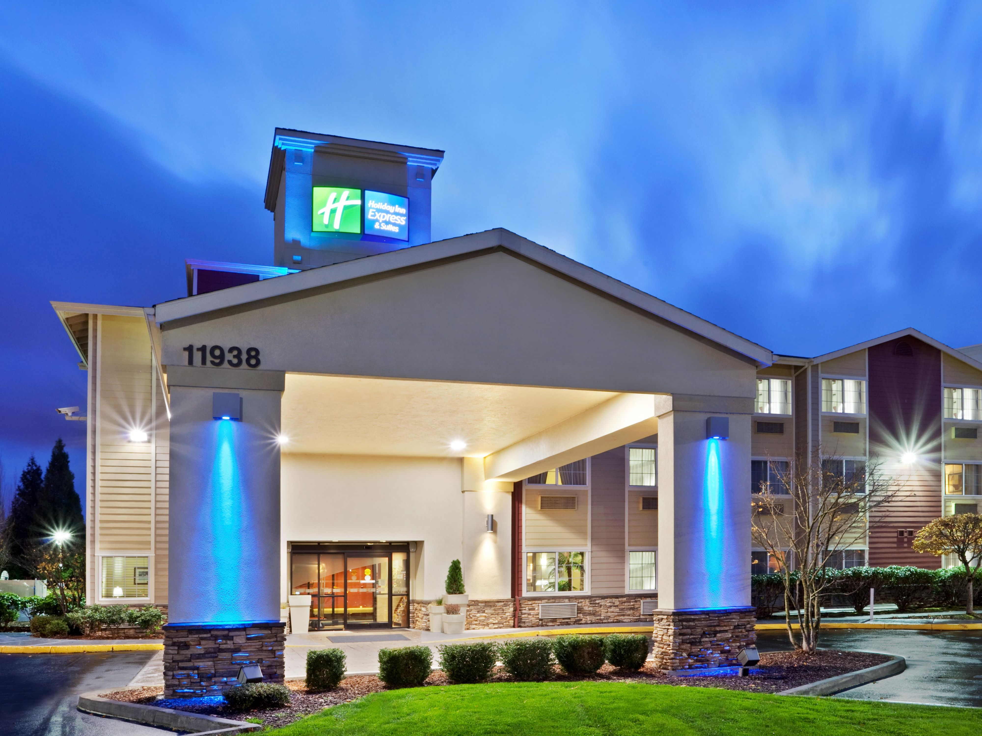 Welcome to the newly Relaunched Holiday Inn Express