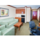 ADA/Handicapped accessible Suite living area