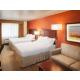 Double Queen Beds with Sofa Sleeper