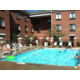 Outdoor pool open May thru Oct to all guests