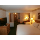 Suite with King bed and sofabed at our Raton Hotel