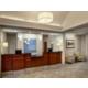 Front Desk Holiday Inn Express Albany Skyline
