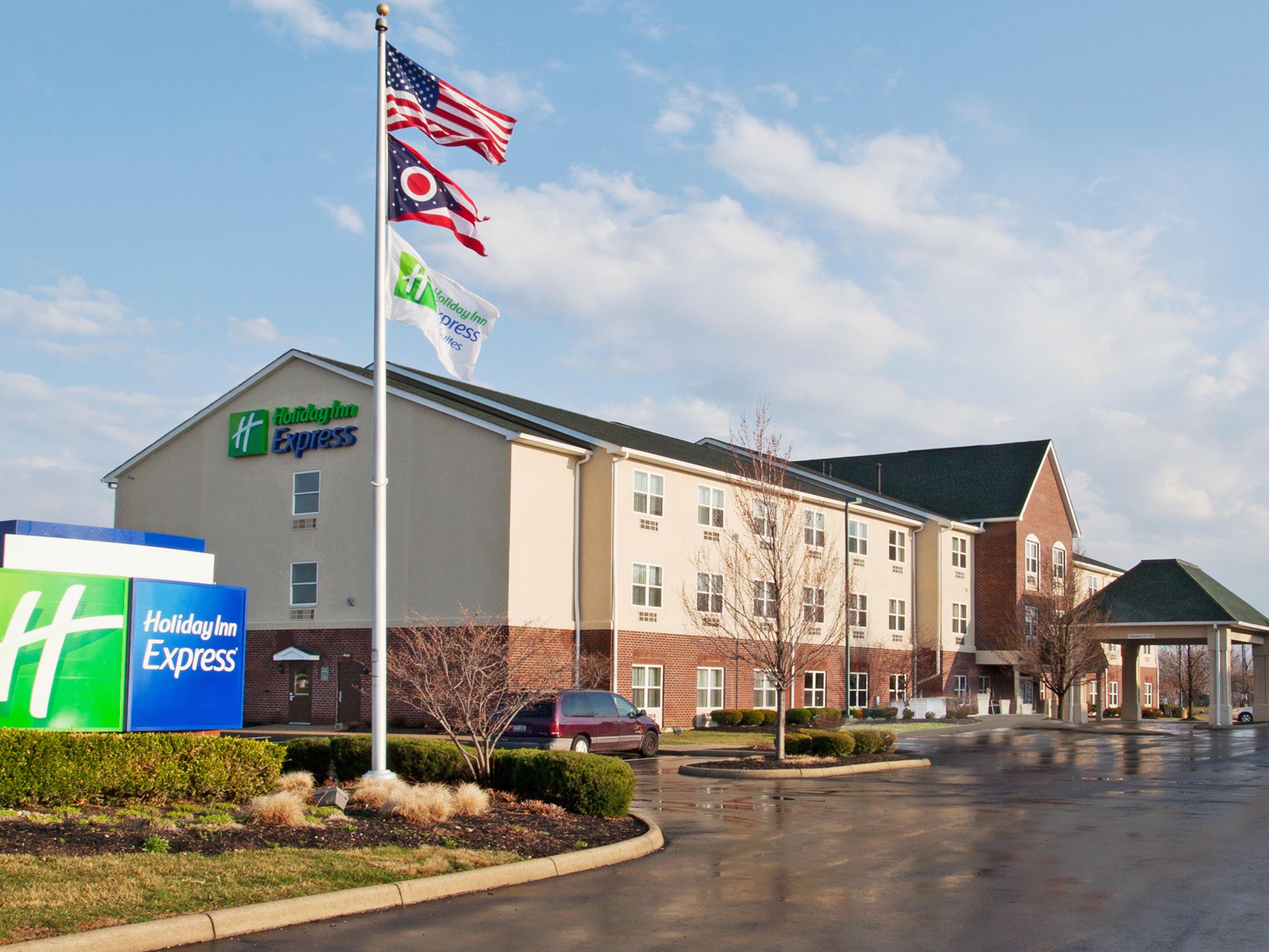 Holiday Inn Express Suites Columbus East Reynoldsburg Hotel In By Ihg