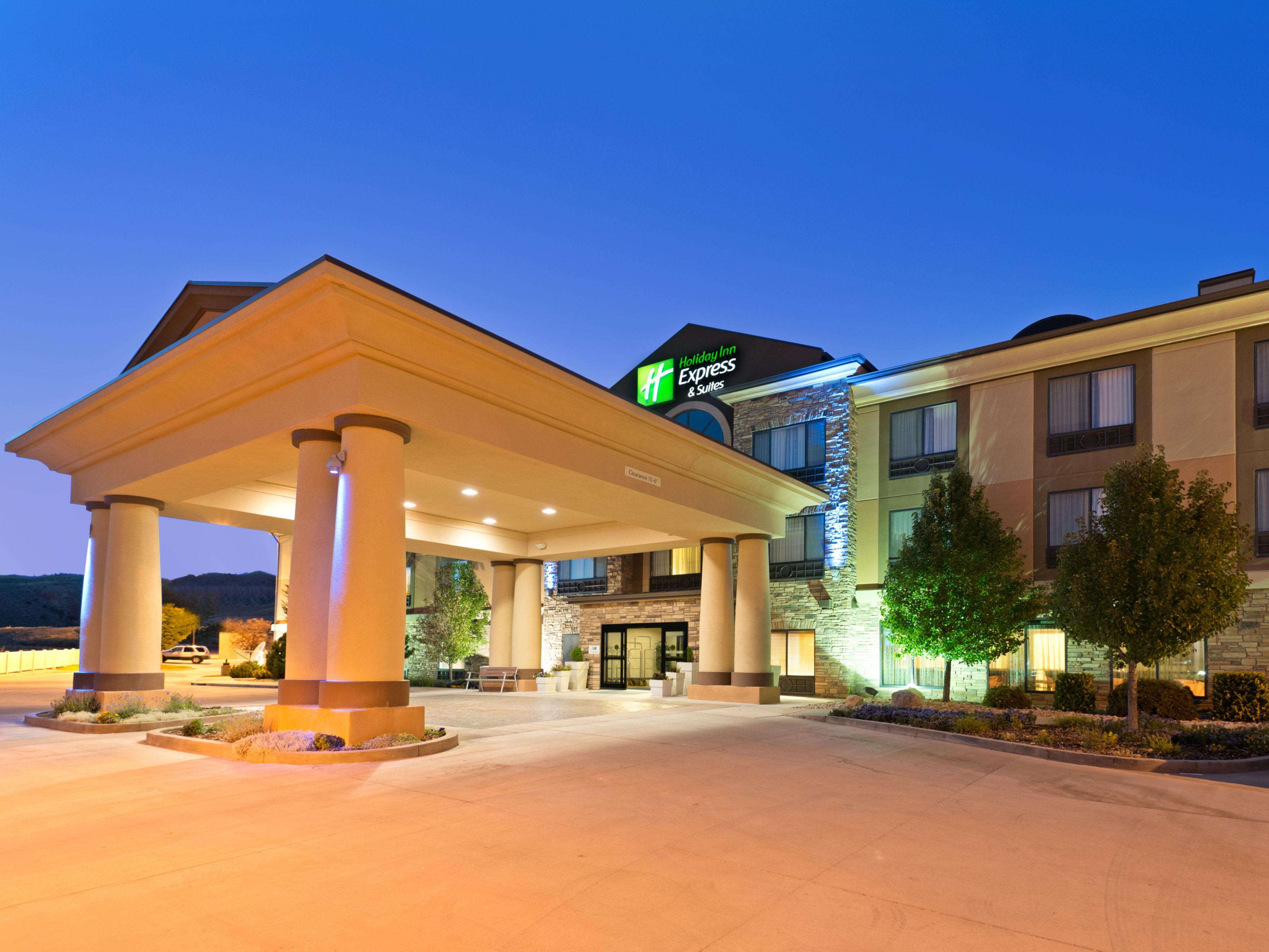 Sehenswürdigkeiten In Richfield Der Nähe Des Holiday Inn Express Suites