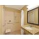 Convenient ADA Roll In Shower