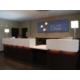 Hotel Check-In Counter