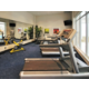 Our state of the art 24 Hour Fitness Center