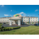 Holiday Inn Express & Suites Richwood Kentucky Landscaped Entrance