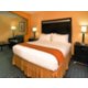 A room with one bed is perfect for the solo business traveler!