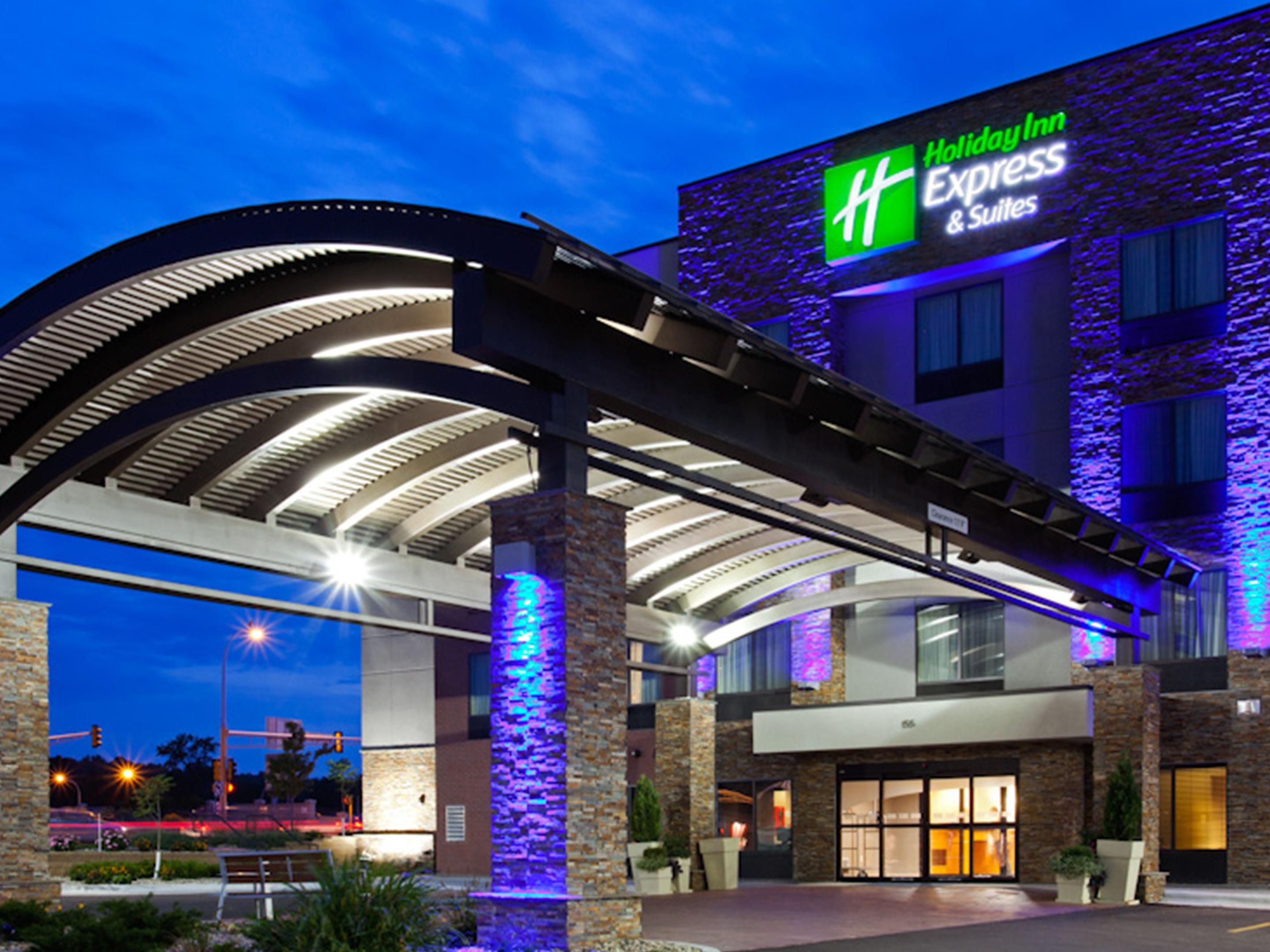 holiday inn express suites rochester west medical center hotel by ihg - Olive Garden Rochester Mn
