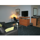 Family suite with handicap accessible features and bar.