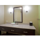 Our spacious guest bathrooms include a hairdryer.