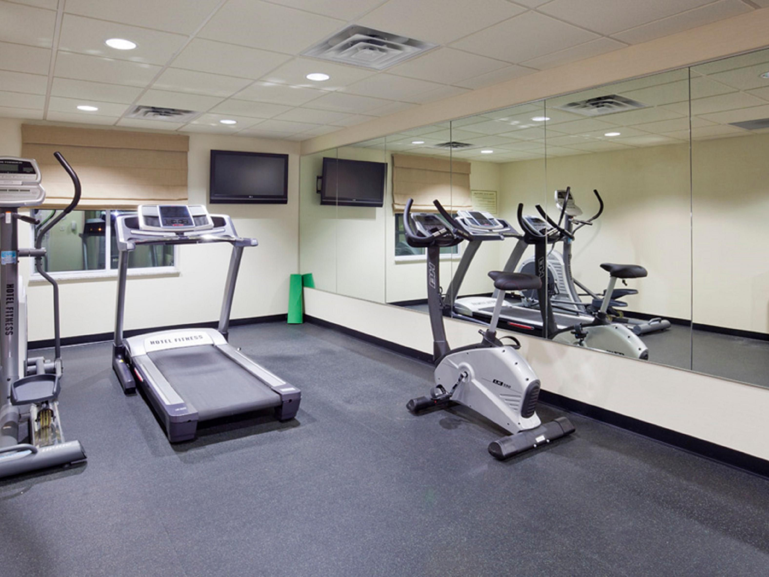 Complimentary Fitness Room