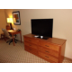 Television and Desk