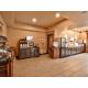 Oatmeal Station & coffee bar