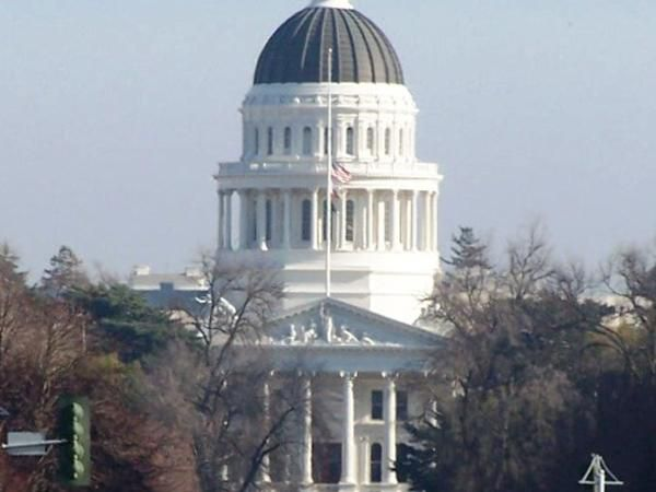 California State Capitol Downtown Sacramento