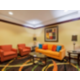Relax in our comfortable Hotel Lobby