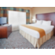 Executive Suite - Seperate Bedroom with One King Bed
