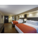 Double Bed Guest Room Holiday Inn Express and Suites San Antonio