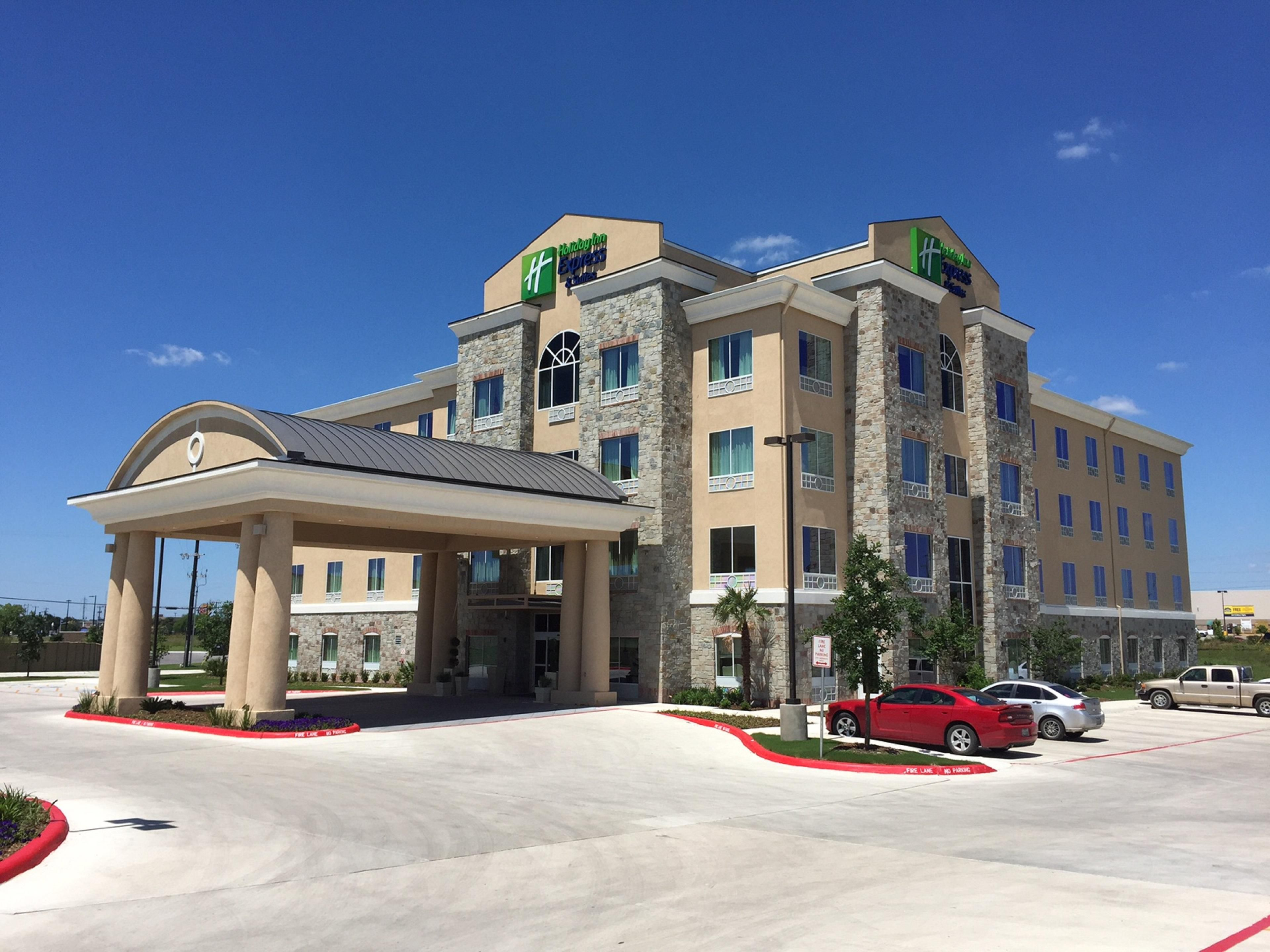 Come visit our brand new hotel located in Brooks City Base