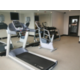 Fitness Center Holiday Inn Express and Suites San Antonio