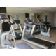 Fitness Ctr Aerobic equipment Holiday Inn Express and Suites S