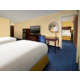 Two Room Suites with 1 king Bed and 2 Queen Beds