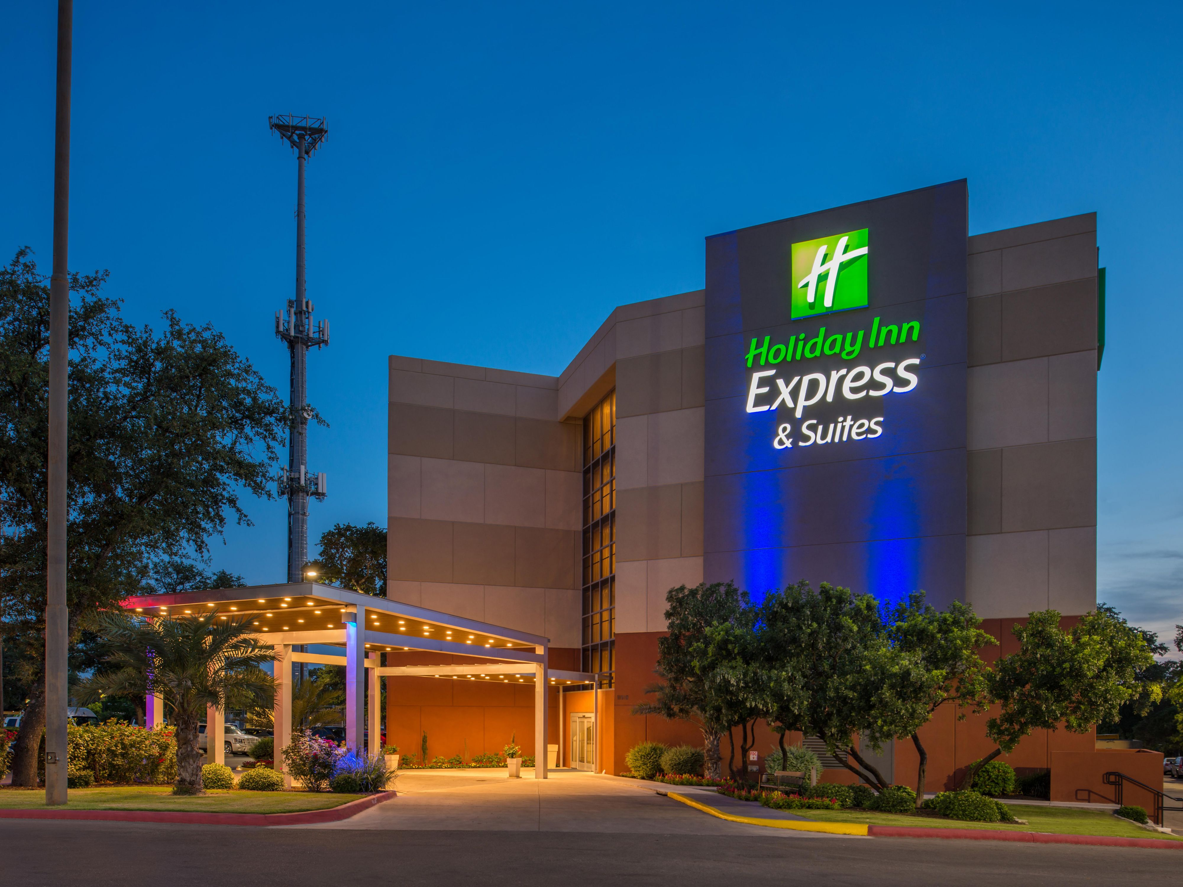 Holiday Inn Express  U0026 Suites San Antonio Medical Ctr North