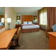 Santa Clara Hotels king Studio Suite with Sofa Sleeper
