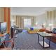 Santa Cruz Hotel One King Bed Suite