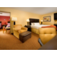 Two Bedroom Deluxe Suite with King and Two Twins