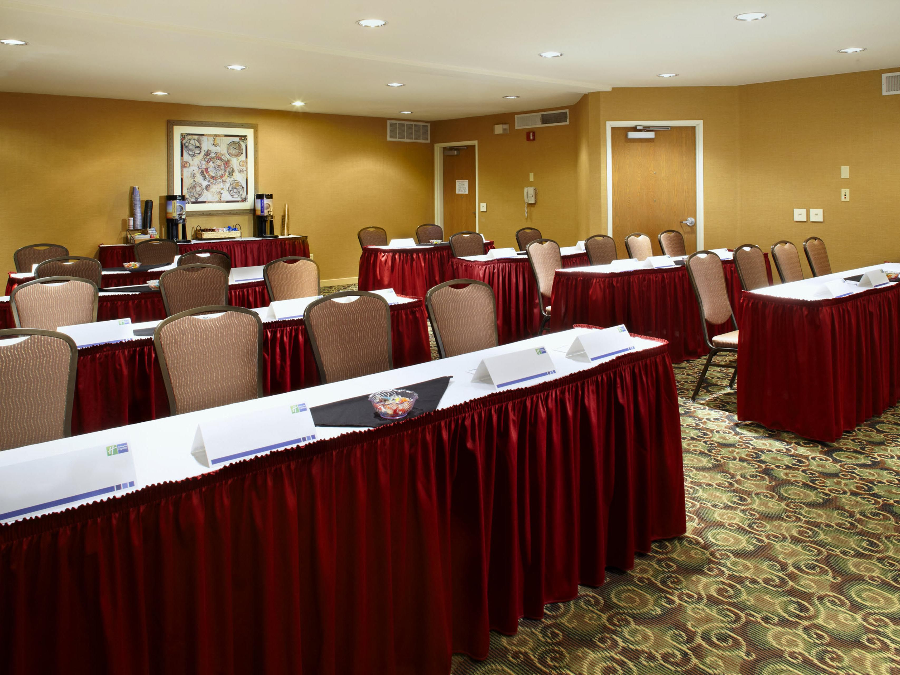 Let Us Host Your Next Meeting or Event