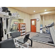 No need for a membership to enjoy our fitness center.