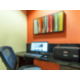 Business Center with printer and high speed wireless internet