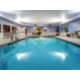 Enjoy our indoor swimming pool open 24 hours