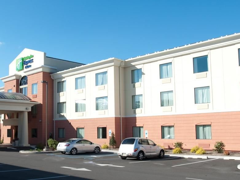 Holiday Inn Express Suites Selinsgrove University Area Hotel By Ihg