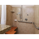 King ADA room with roll-in shower