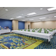 Meeting Room can divide into 4 sections