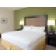 Two Room King Suite bedroom