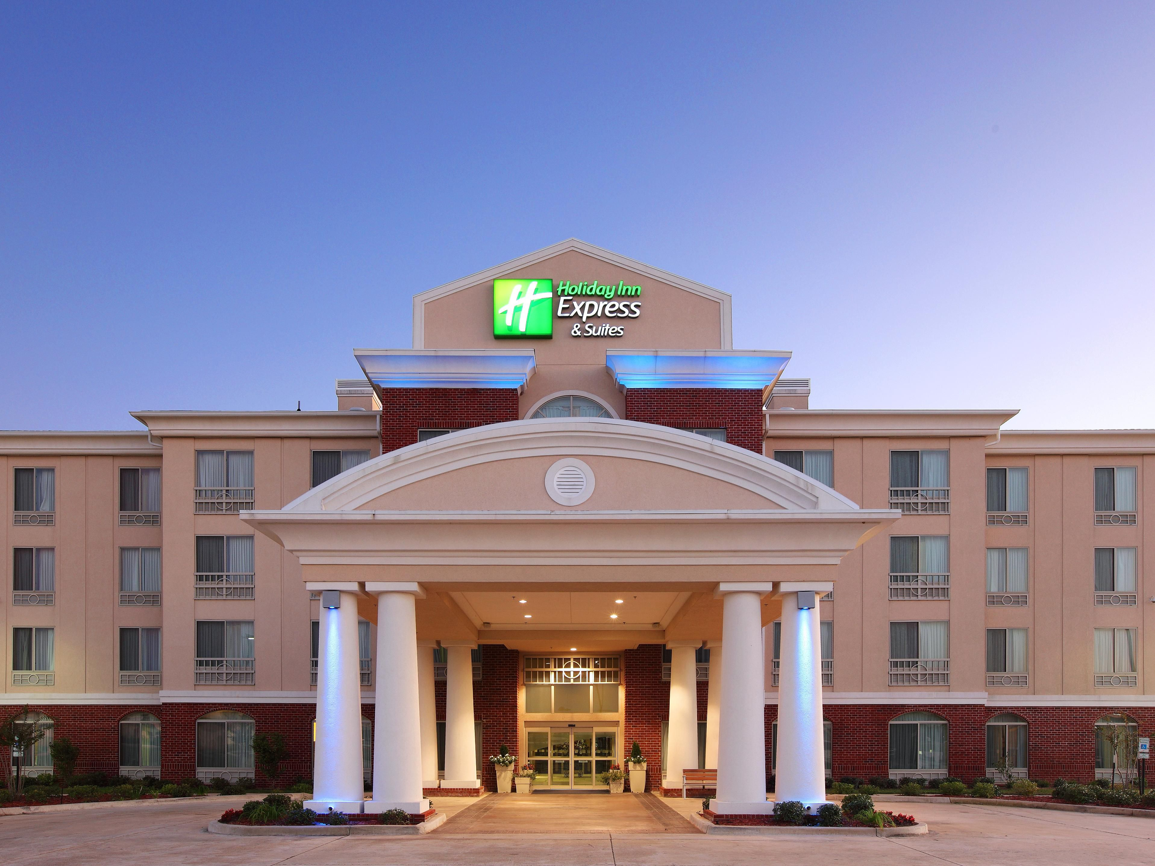 Holiday Inn Express Suites Shreveport South Park Plaza Hotel By Ihg